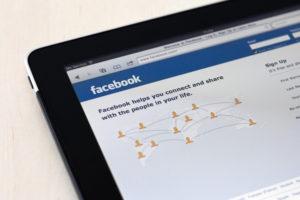 Facebook Showing